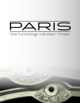 PARIS - Site furnishings - Outdoor Fitness