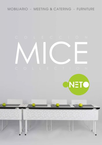 MICE   Meeting and caterig Furniture
