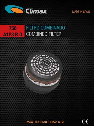 756 A1P3 R D COMBINED FILTER