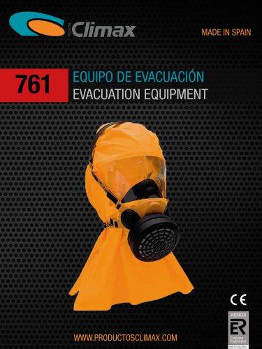 761 EVACUATION EQUIPMENT