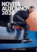 NOVITA AUTUNNO 2020