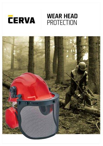 WEAR HEAD PROTECTION