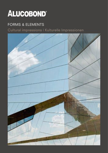 ALUCOBOND® Forms & Elements Cultural impressions