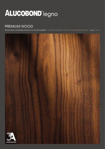 ALUCOBOND® legno