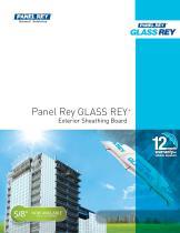 GLASS REY GYPSUMBOARD TDS