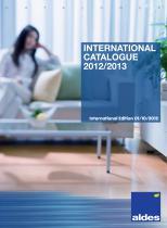 International Catalogue 2012/2013