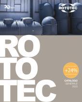 CATALOGO GENERALE ROTOTEC 2020 +24%