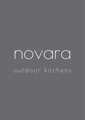 Novara Outdoor Kitchens N1 - N2 System
