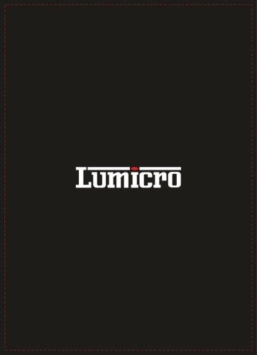 Lumicro Product Catalogue