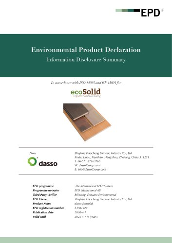 ecoSolid