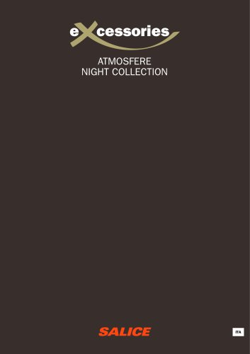 EXCESSORIES ATMOSFERE NIGHT COLLECTION