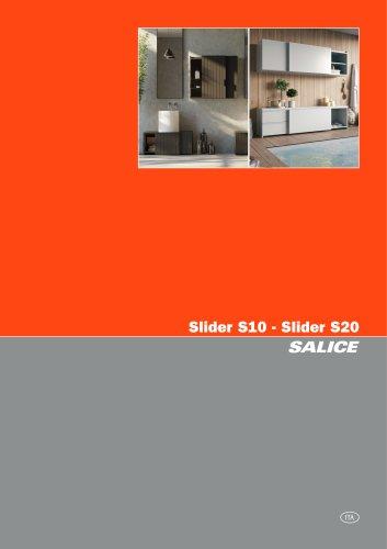 Slider S10 - Slider S20