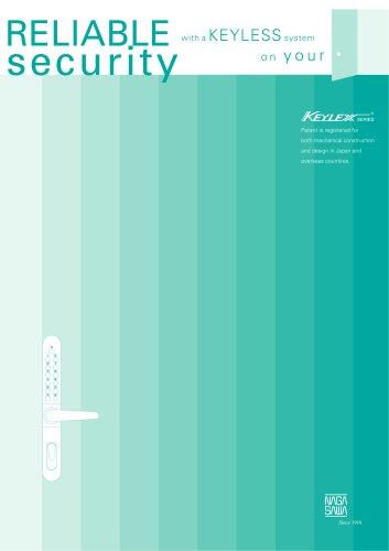 Keylex catalog