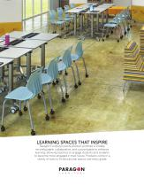 LEARNING SPACES THAT INSPIRE