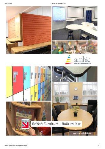 Ambic Brochure 2019