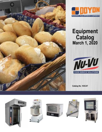 Equipment Catalog 2020