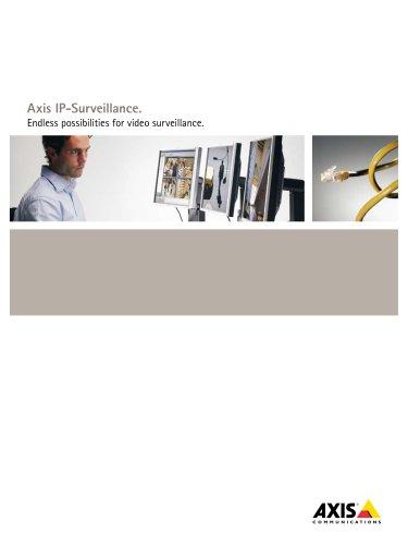 Axis IP-Surveillance.