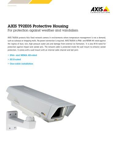 Axis T91E05 protective housing
