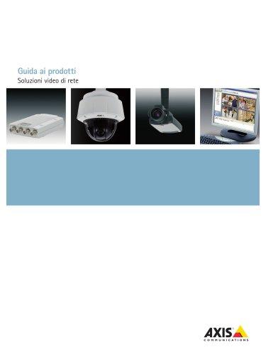 Guida ai prodotti: Soluzioni video di rete