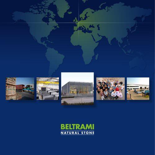 Company brochure Beltrami
