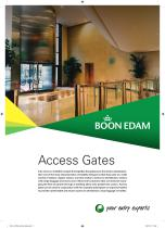 Access Gates Product Range Brochure