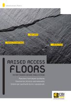 RAISED ACCESS FLOORS