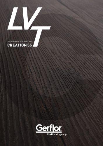 LVT  LUXURY VINYL TILES & PLANKS