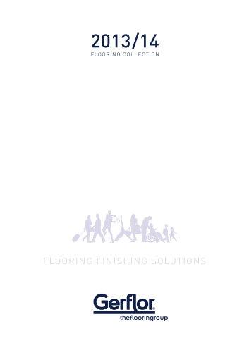 Range brochure 2013/2014: flooring collection