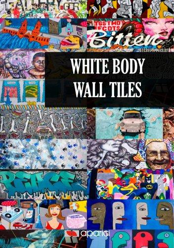 White Body Wall Tiles