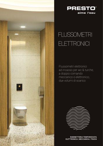 Flussometri elettronici
