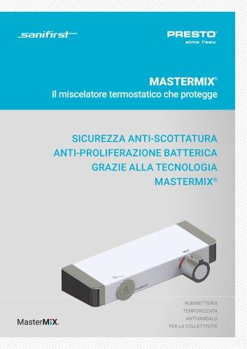 MASTERMIX® - miscelatore termostatico