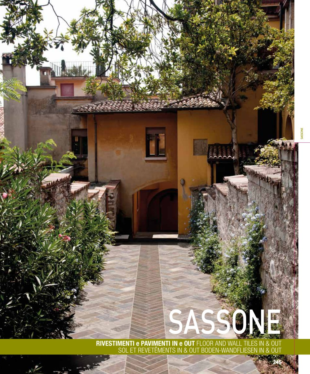 Catalogo Sassone Pdf