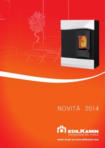 CATALOGO NOVITÀ 2014