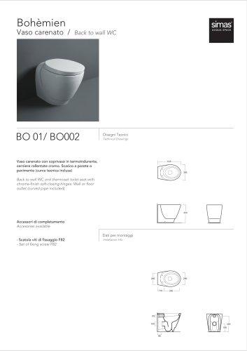 BO 01/ BO002