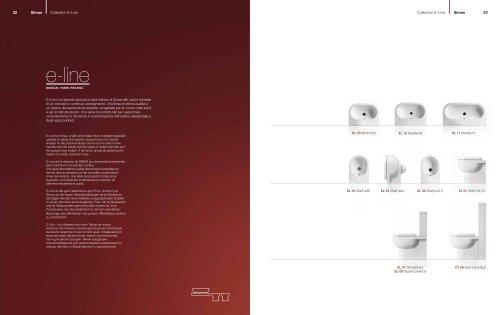 Collection E-line