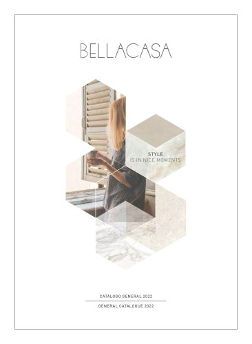 BELLACASA GENERAL CATALOGUE 2019 · 2020
