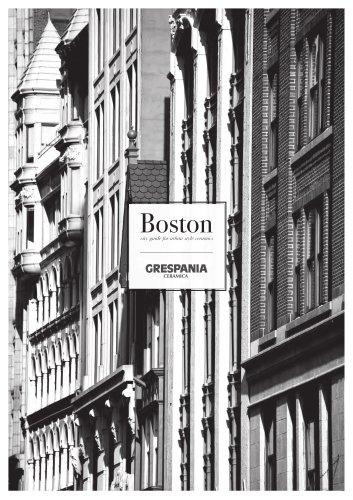 BOSTON-Porcelain Tiles+Wall Tiles