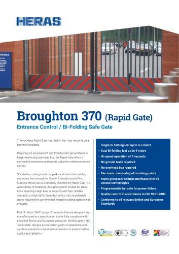 Broughton 370 (Rapid Gate)