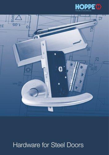 Hardware for Steel Doors