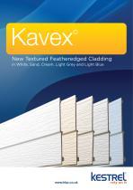 Kavex UPVC Cladding