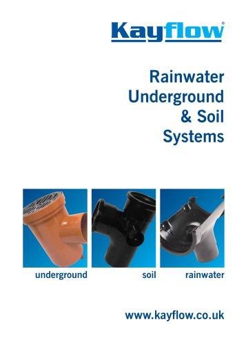 Rainwater Underground & Soil Systems