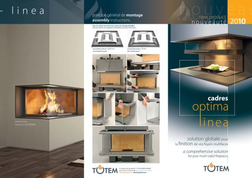 Multi Sided Frames : LINEA & OPTIMA