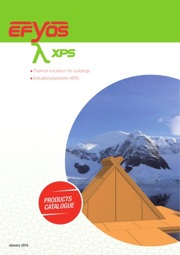 Products Catalogue Efyos
