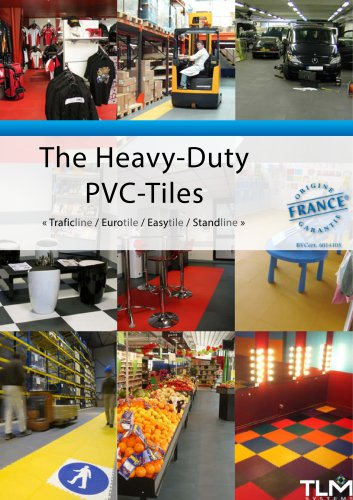 The Heavy-Duty PVC-Tiles
