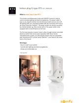 Indoor plug G‐type RTS ref: 2401524