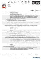 CETOL® WF 910 - 1