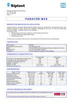 PARAFOR M4S