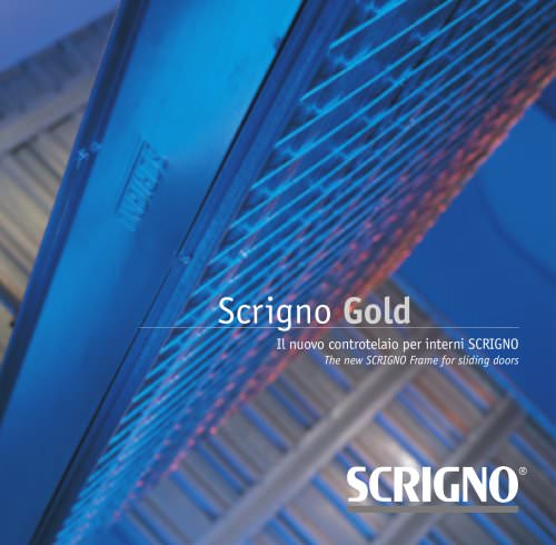 Catalogo Controtelaio Scrigno Gold IT-UK