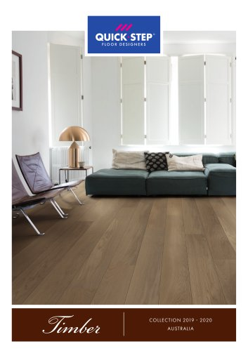 Timber COLLECTION 2019 - 2020