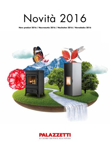 NEW PRODUCTS CATALOGUE 2016